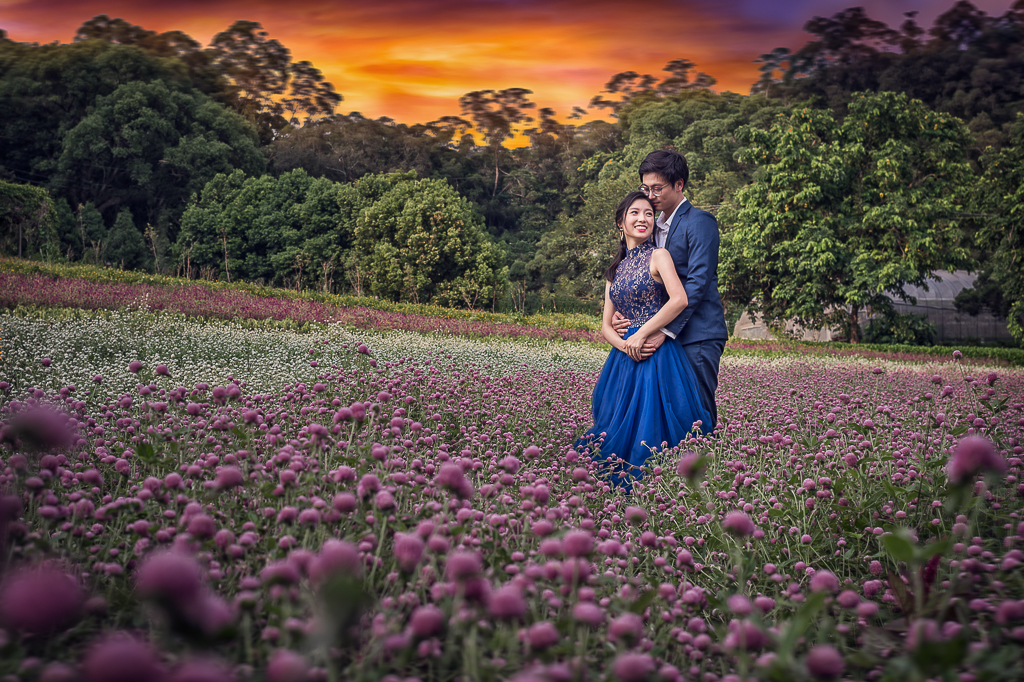 大溪花園婚紗